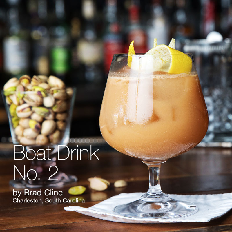 Holiday Recipes - Boat Drink No. 2
