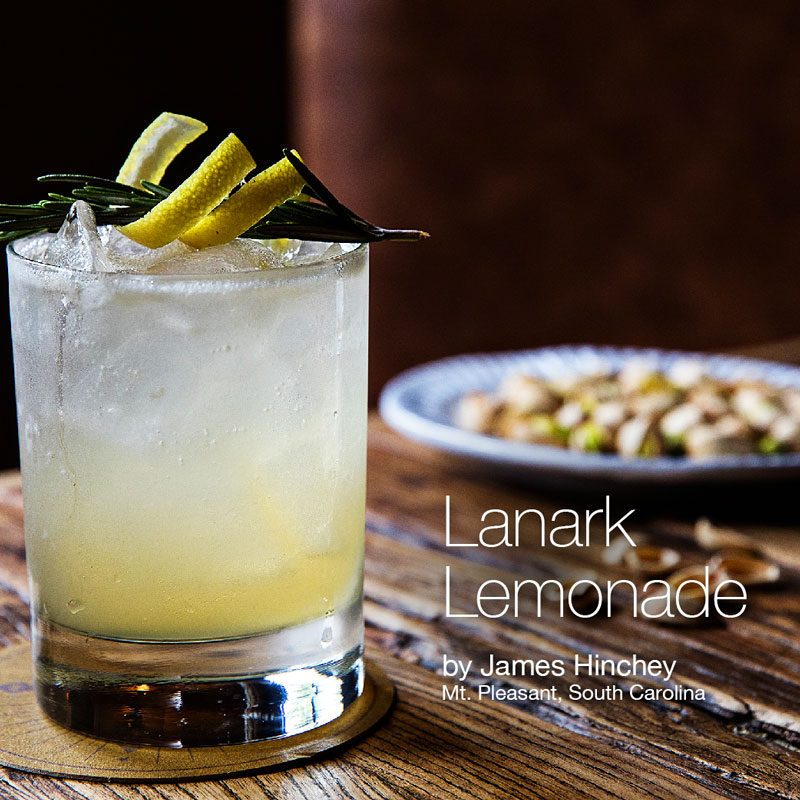 Holiday Cocktails - Lanark Lemonade